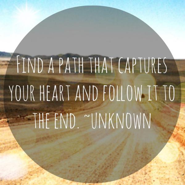 fina a path